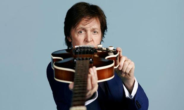 Paul McCartney returns with his latest album 'New' on Oct. 15.