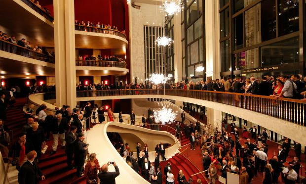 The Metropolitan Opera House: Opening Night of the 2011-12 Season