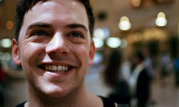 Nico Muhly's brand new opera 'Two Boys' debuted at the Metropolitan Opera House at Lincoln Center.