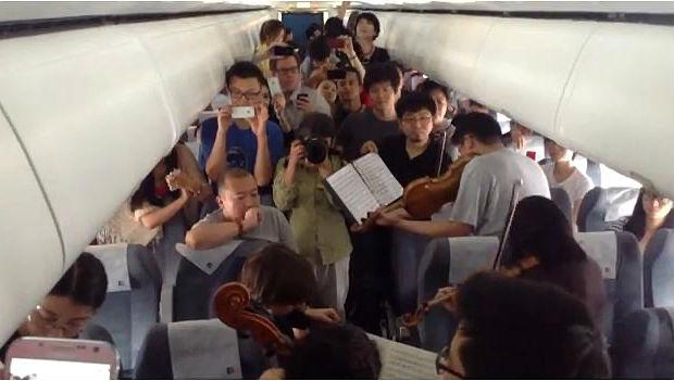 Philadelphia Orchestra Musicians Perform Dvorak on Tour