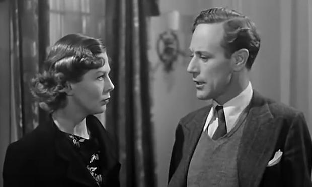 Wendy Hiller and Leslie Howard in the 1938 film version of Pygamalion