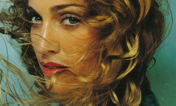 Cover for Madonna's 'Ray Of Light.'