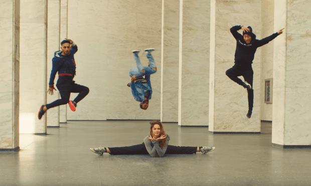 Several Members of Flying Steps