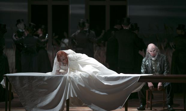 Dvořák's 'Rusalka' from Sweden's Göteborg Opera.