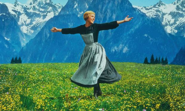 Julie Andrews The Sound of Music Soundcheck Smackdown