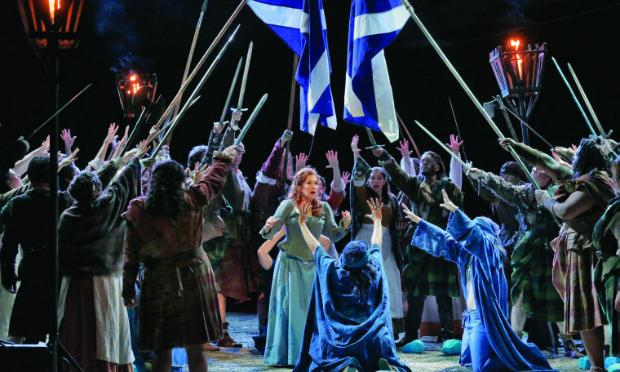 Joyce DiDonato in Santa Fe Opera's 'La Donna del Lago,' coming to the Met in 2015