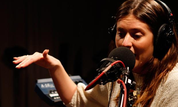 Seasick Mama performs in the Soundcheck studio.