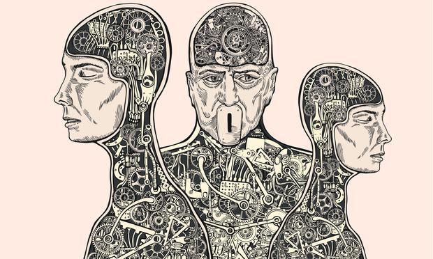 Robot humans