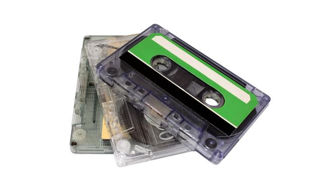Back in 1994, playlists were called mixtapes. And they came on something like this.