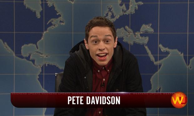 Saturday Night Live's Pete Davidson