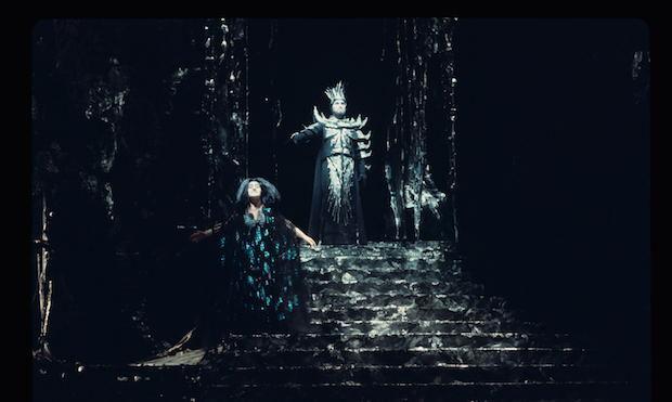 Strauss's Die Frau ohne Schatten from San Francisco Opera