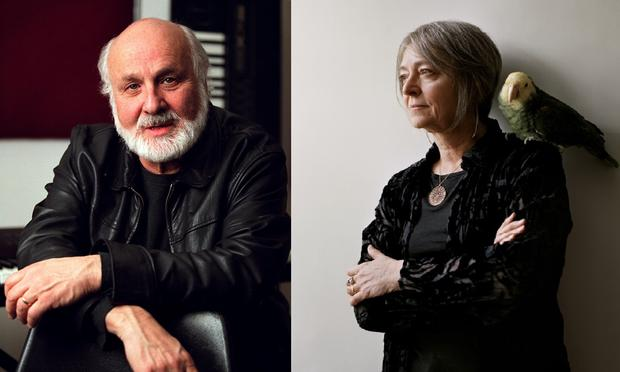 Composer Morton Subotnick and vocalist Joan La Barbara