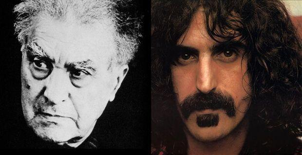 Musical Mavericks Edgard Varèse and Frank Zappa