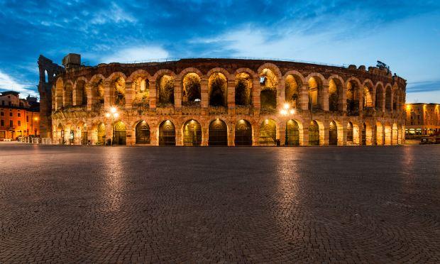 Arena di Verona in Verona, Italy