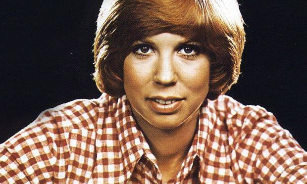 Vicki Lawrence, of the Carol Burnett Show and Mama's Family, had a No. 1 hit with 'The Night The Lights Went Out In Georgia' in 1973.