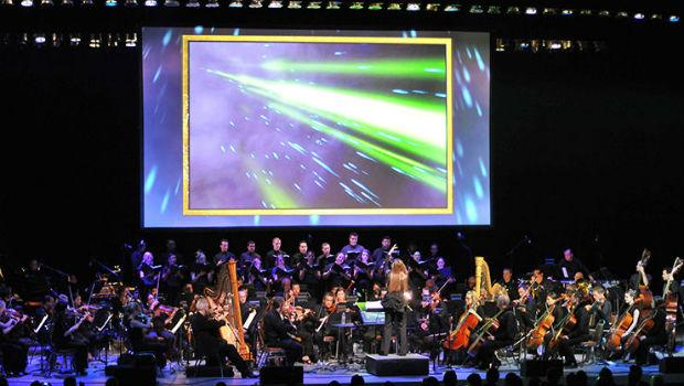 'Zelda: Symphony of the Goddess' at the Greek Theater in Los Angeles