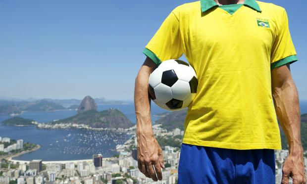 World Cup soccer tournament in Brazil