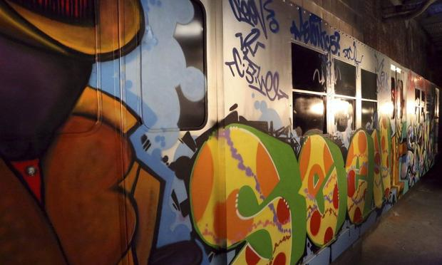 'Write of Passage' showcases the artfulness of graffiti.