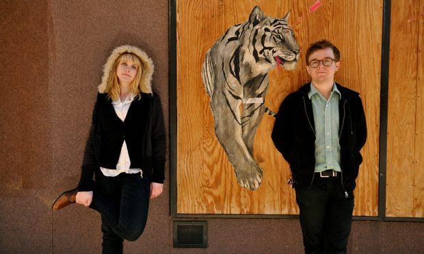 Baltimore duo Wye Oak's superb album 'Civilian' was released in 2011.