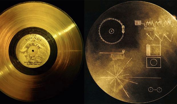 The Voyager Gold Record was sent out into space in 1977.