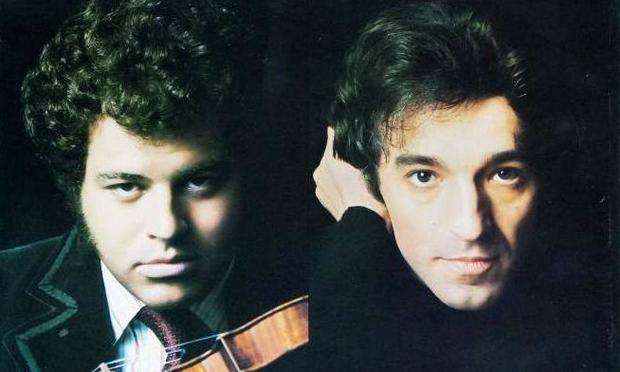 Itzhak Perlman & Vladimir Ashkenazy Play Beethoven Sonatas