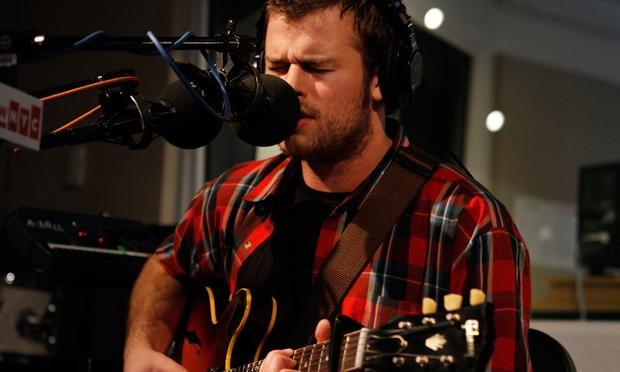 Night Beds performs live in the Soundcheck studio.