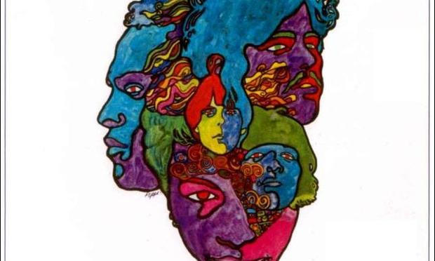 Album cover for Love's Forever Changes