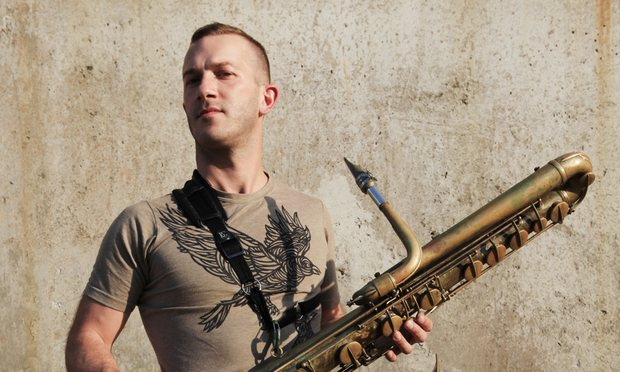 Experimental saxophonist Colin Stetson is one of many acts to invade New York City during Winter Jazzfest.