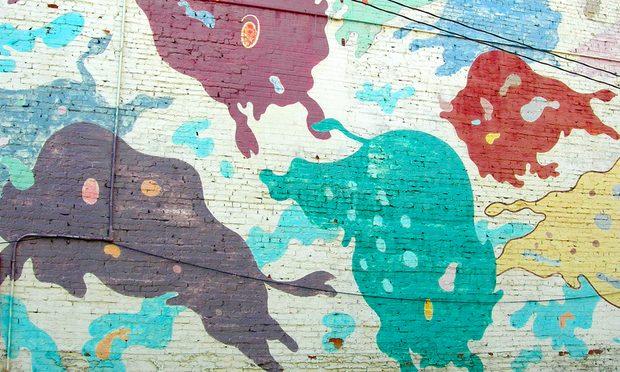 Buffalo graffiti in Buffalo, NY