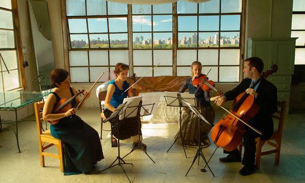 The Momenta Quartet
