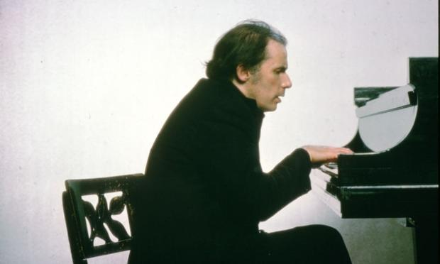 Glenn Gould in Toronto, during the 1970s