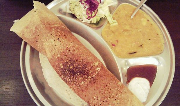 The South Indian crepe known as dosa is the subject of a new film, Dosa Hunt.