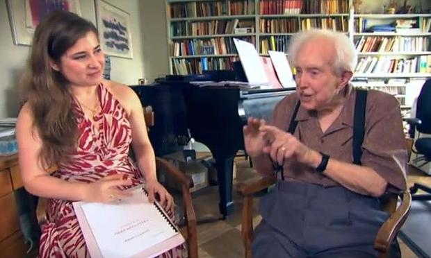 Alisa Weilerstein and Elliott Carter