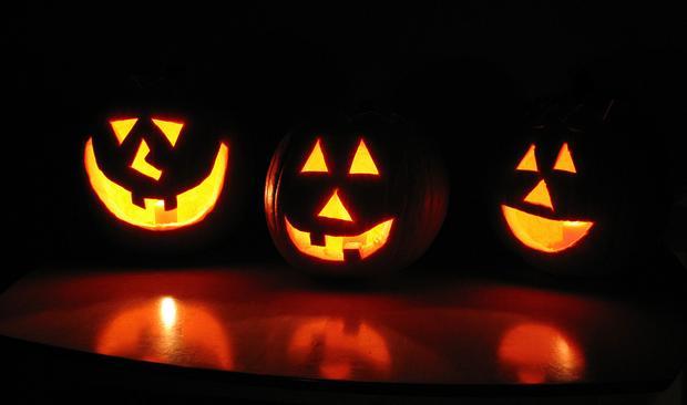 Jack O Lanterns.