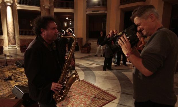 Jonathan Demme's latest musical documentary focuses on the life of Italian saxophonist Enzo Avitable.