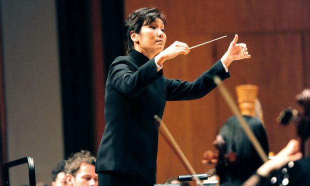 Yip Wing-sie, music director, Hong Kong Sinfonietta