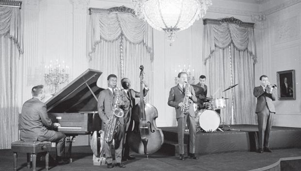 Fifty years ago, the Paul Winter Sextet was the first jazz act perform in the White House in 1962.