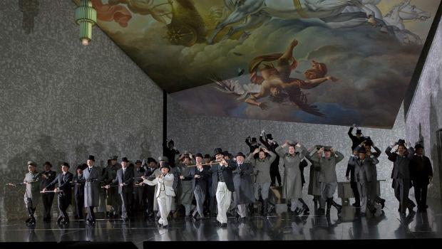 Verdi's 'Un Ballo in Maschera'