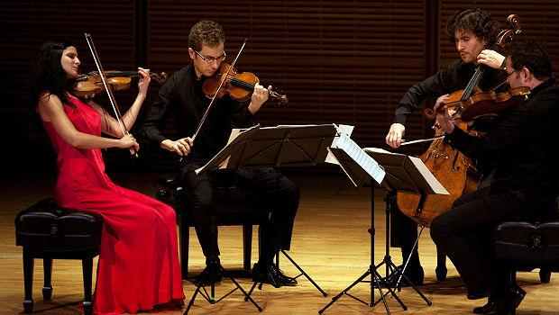 The Belcea Quartet at Carnegie's Zankel Hall