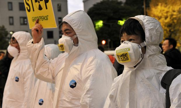 Japanese government announced the cold shutdown on stricken TEPCO Fukushima nuclear power plant.