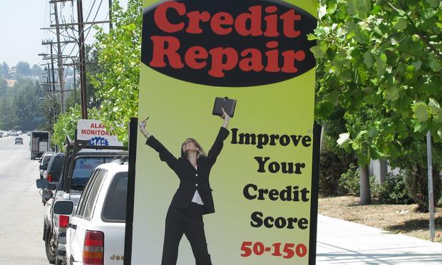 Credit Repair! Improve your credit score