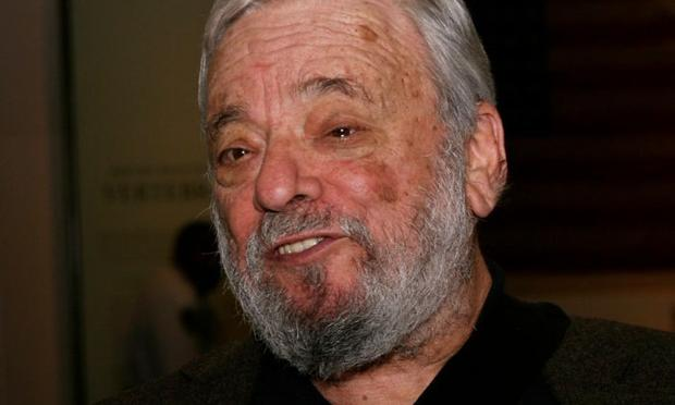 Composer Stephen Sondheim created a treasure hunt for a Friends in Deed benefit at the Natural History Museum.