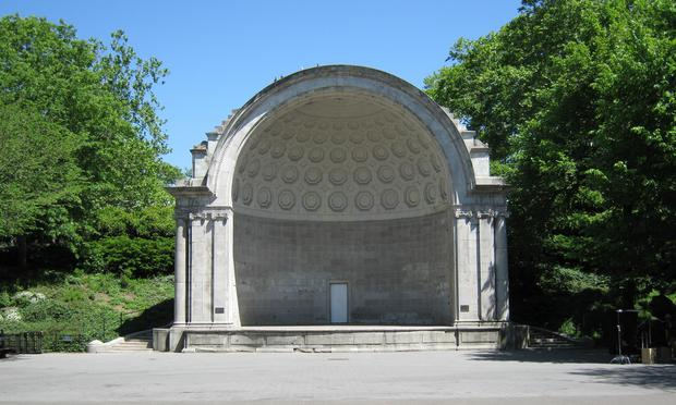 The Naumburg Bandshell