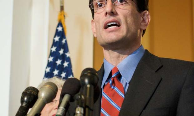 Eric Cantor, Virginia House Republican Minority Whip