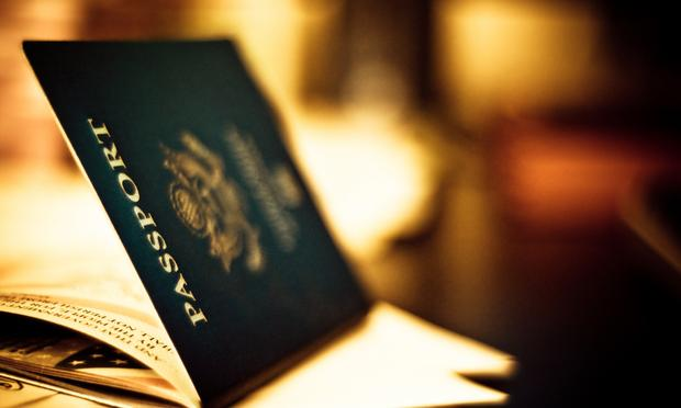 U.S. passport, travel