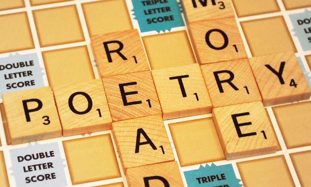 read more poetry Scrabble