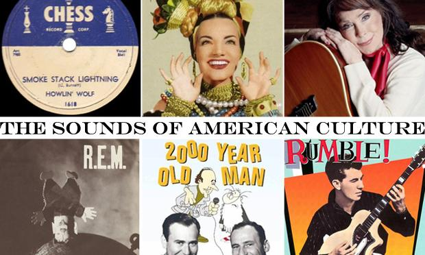 The Sounds of American Culture