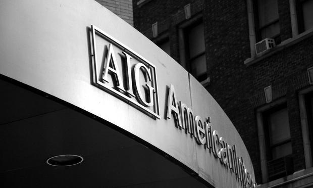 AIG. Bailout