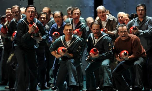 Billy Budd at Deutsche Oper am Rhein