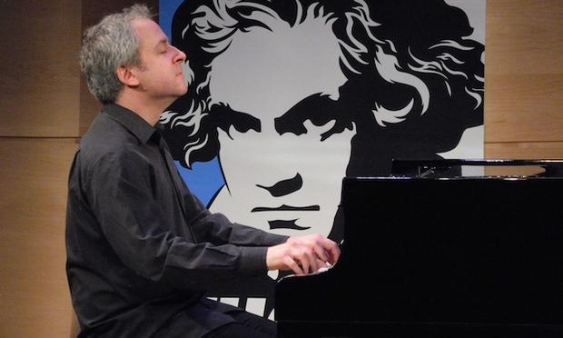 Jeremy Denk performs the 'Hammerklavier' Sonata in The Greene Space